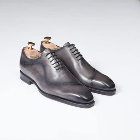 Chaussures One Cut Tokyo – ligne Prestige – Gris dégradé – réf 4471