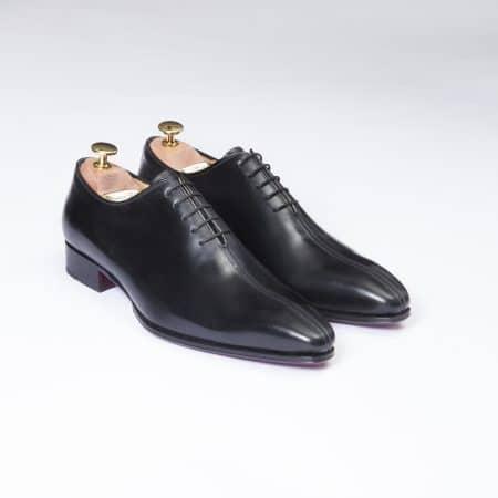 Chaussures Richelieu Liseré – ligne Dandy – Noir réf. 11123