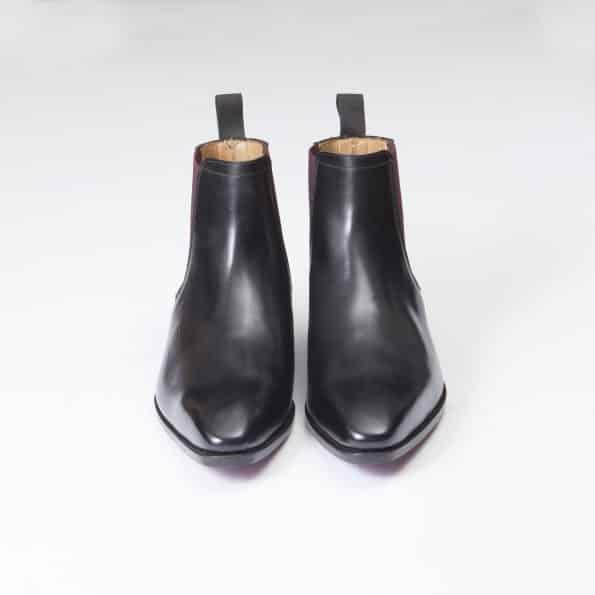 11044 Chelsea Boots ligne Dandy noir